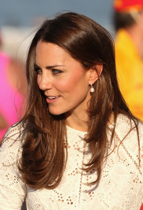 The Duke And Duchess Of Cambridge Tour Australia And New Zealand - Day 12